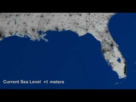 "Sea Level Rise ""What Ifs"" in the Southeastern United States"