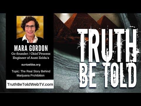 The Real Story Behind Marijuana Prohibition with Mara Gordon