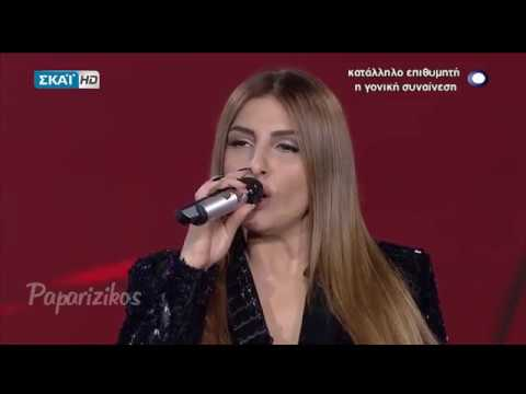 Helena Paparizou - Live At The Voice Of Greece 2017 (FULL)