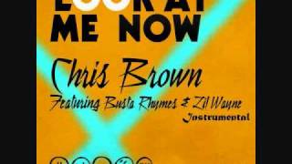 Chris Brown-Look At Me Now Instrumental with hook (Prod. By Diplo and AfroJack ) + Free Download