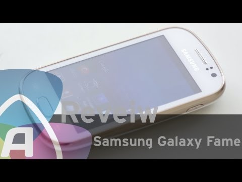 Samsung Galaxy Fame review (Dutch)
