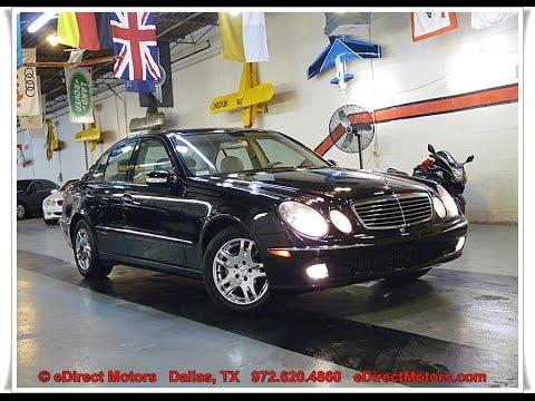 2006 Mercedes Benz E350 Edirect Motors Youtube
