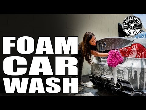 How To: Step By Step Foam Car Wash - TORQ Foam Cannon - Chemical Guys