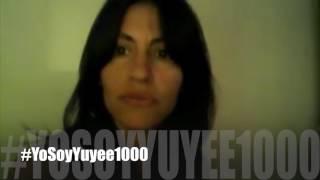 #YoSoyYuyee1000