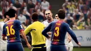 Pro Evolution Soccer - World Soccer: Winning Eleven - PES 2013 Gameplay - Modo juego