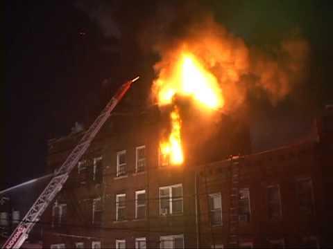North Hudson Regional Fire & Rescue 3rd Alarm