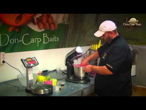 Don Carp Baits, Nálunk nincsenek titkok... III. rész, 2in1 fluo pop-up gyártás