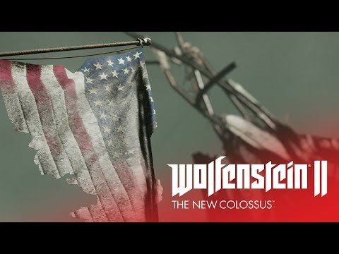Gameplay Trailer #2 Teaser - Wolfenstein II: The New Colossus
