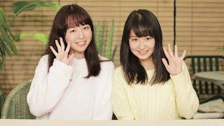 MCは、アンジュルム勝田里奈と、モーニング娘。'15野中美希! カントリ...