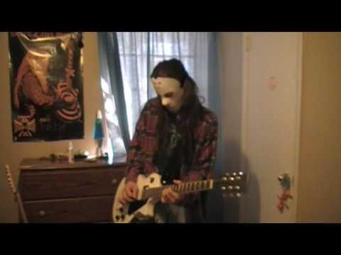 Michael Jackson's THRILLER Instrumental GUITAR COV...