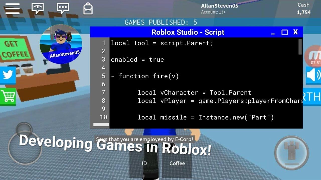 Roblox Game Dev Simulator Youtube
