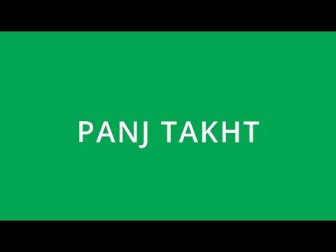 Panj Takht