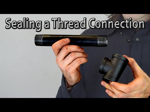 When to Use Pipe dope, Teflon Tape, Neither or Both for Threaded Connection