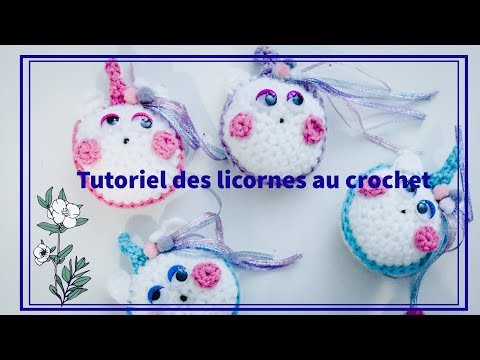 Tutorial unicornio Amigurumi (parte 1) - YouTube | Amigurumi ... | 360x480