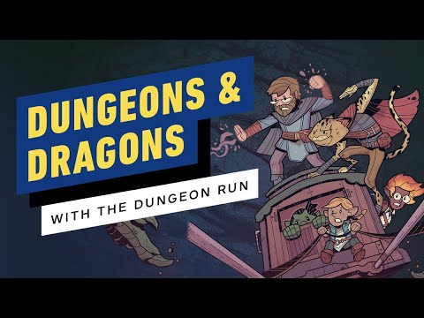 Dungeons & Dragons with The Dungeon Run