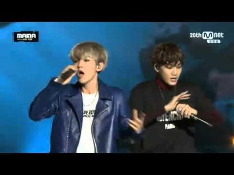[HD]151202 MAMA 2015 EXO - Love Me Right