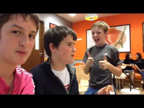 American Cousins Arrive Vlog!