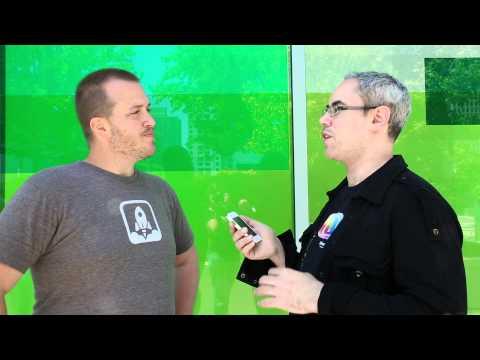 David Barnard of App Cubby talks Launch Center Pro at WWDC 2012
