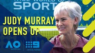 Judy Murray's revealing take on tennis parents - Australian Open | Wide World of Sports