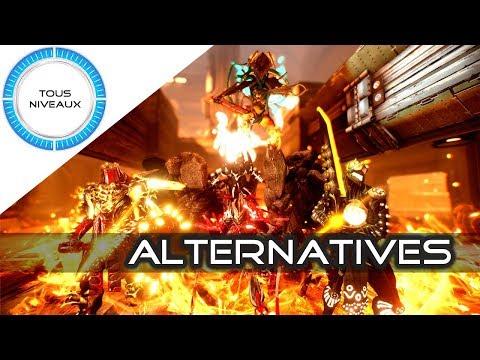 Alternatives aux Top Warframes - Warframe [FR]