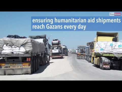 The Real Gaza Blockade