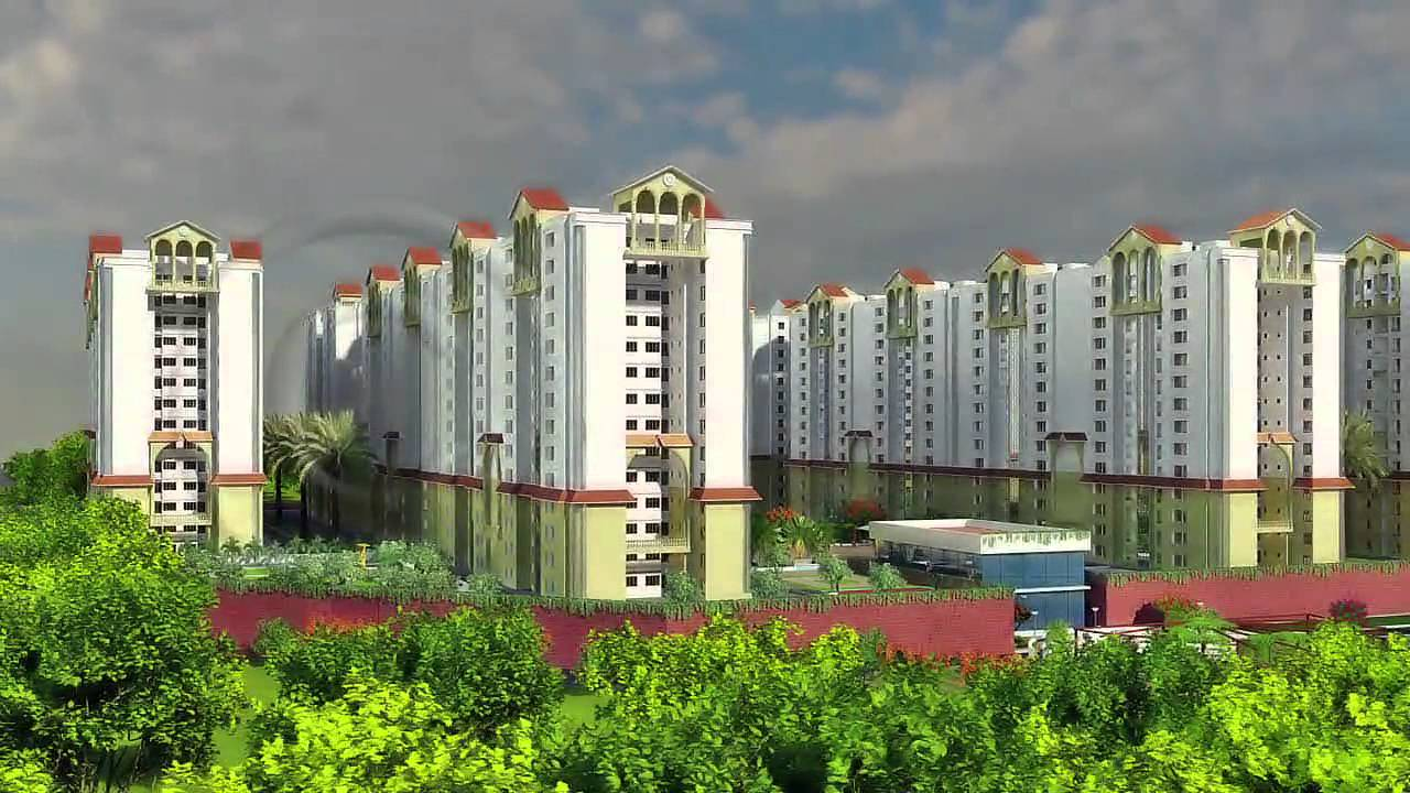 Eco Friendly Apartments in Bangalore at Affordable Prices - YouTube