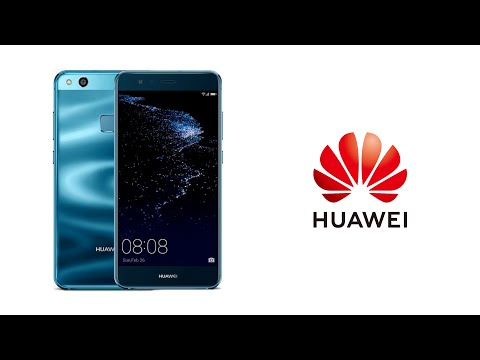 Huawei P10 Lite white - YouTube