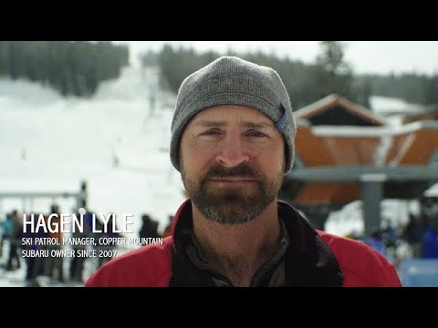 Copper Mountain Ski Patrol Manager, Hagen Lyle Has the 'Best Job in the World'