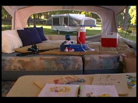 Jayco Eagle Fold Down Camper Youtube