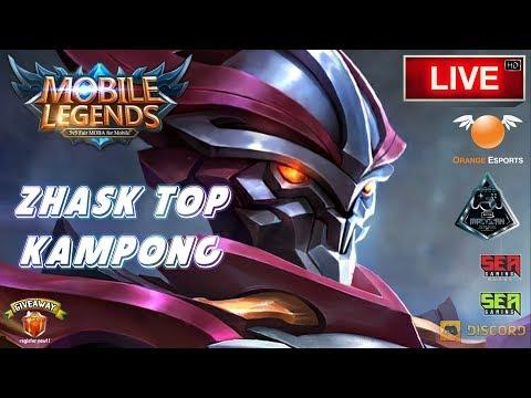 [Mobile Legends] Bang Bang Bang 🔘 LIVE | Malaysia