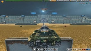Tanki online rank up X GOLD offline
