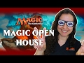 O QUE É O MAGIC OPEN HOUSE? - Tipos de Evento Ep.8 - Magic: the Gathering #MTGAER