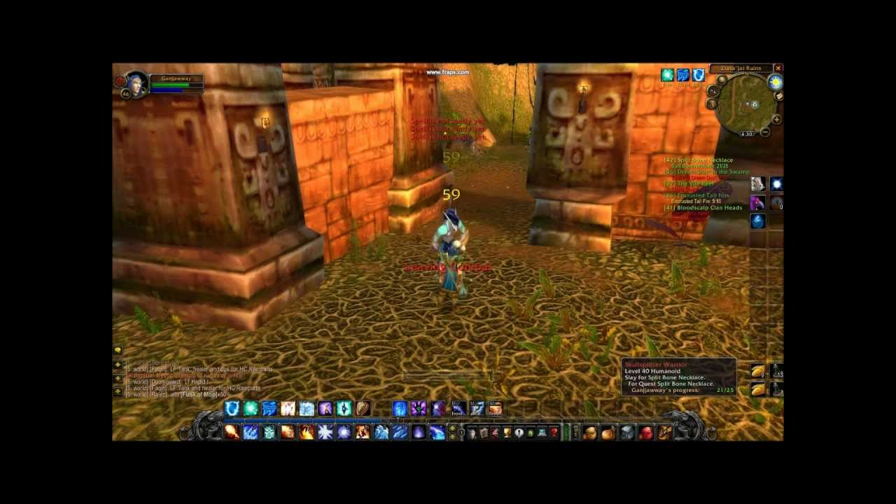 Excalibur-Wow tbcthe burning crusade n.1 private server ...