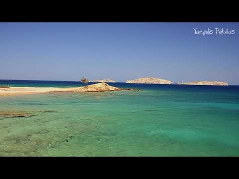 Λειψοί, Lipsi Island  - The diamond of Dodecanese HD (English Subs)