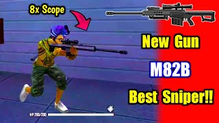 New Gun M82B with 8x ScopeFull Gameplay!!