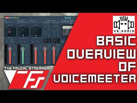 Voicemeeter Banana: Basics of Voicemeeter Banana - Видео онлайн