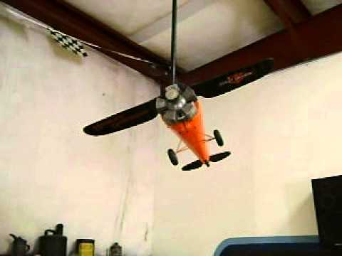1930s Chicago Aero Fan Ceiling Fan Youtube