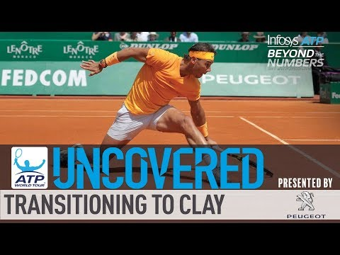 The Switch Goffin, Nadal Hit When Transitioning To Clay