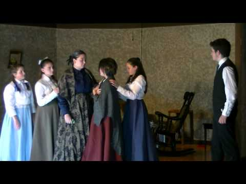 """Woonsocket Middle School Theater Club Production of """"Little Woman"""" - May 9th 2014"""