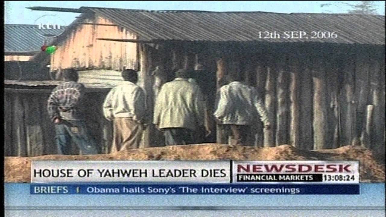 The controversial Leader of the House of Yahweh dies