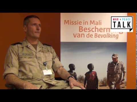 The UN in Mali: Colonel de Wolf on the conflict, the Tuareg and MINUSMA's role