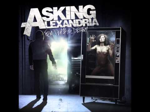 Asking Alexandria - Run Free Instrumental Cover