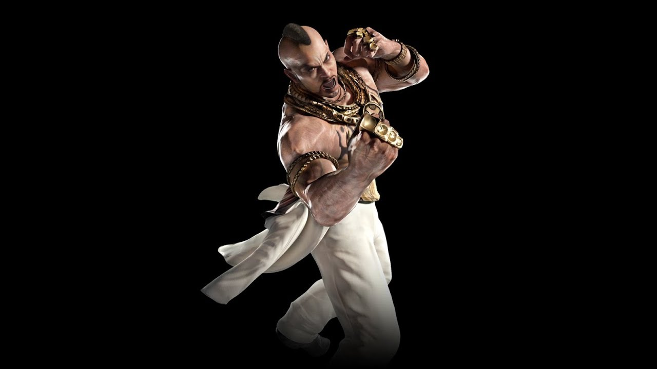 Tekken Mobile 3 Star Bruce Irvin Showcase His Throwing Waza Card Is It The Best In The Game Youtube