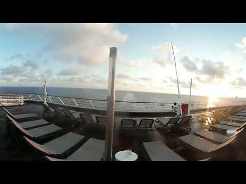 Holland America MS Rotterdam in 360 - Decks 8, 9, & 10