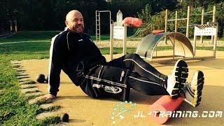 Faszien Training - aktive Regeneration - geschmeidige Muskeln