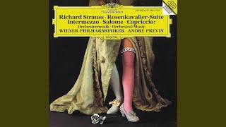 R. Strauss: Der Rosenkavalier, Op.59: Sequences of Waltzes