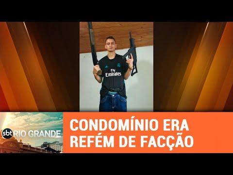 Polícia desarticula facção que dominava condomínio em Porto Alegre - SBT Rio Grande - 10/12/18