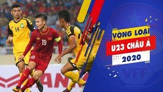 Ghi 6 bàn thắng, U23 Việt Nam khởi đầu như mơ tại vòng loại U23 châu Á 2020 | VFF Channel