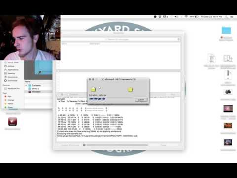 How to Run DSS & Registax on Mac OS X