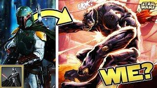 Star Wars: Wie BOBA FETT den GOROG ein zweites Mal tötete [Legends]